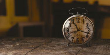 Kontrola czasu!