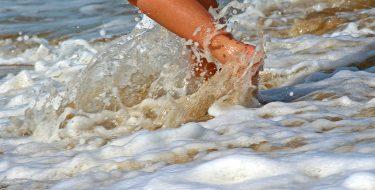 Zadbane paznokcie u stóp