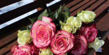O wysyłaniu kwiatów