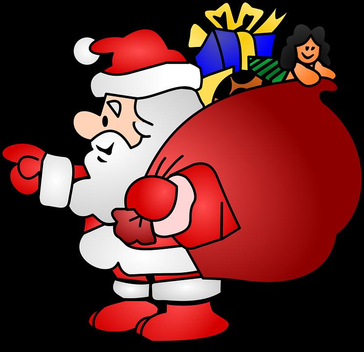 Nadchodzi święty Mikołaj